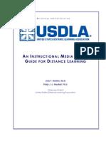 2. USDLA Instructional Media Selection Guide