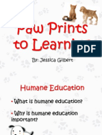 Paw Prints to Learning