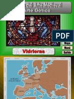 Power Point Arte Gotico Vidrieras