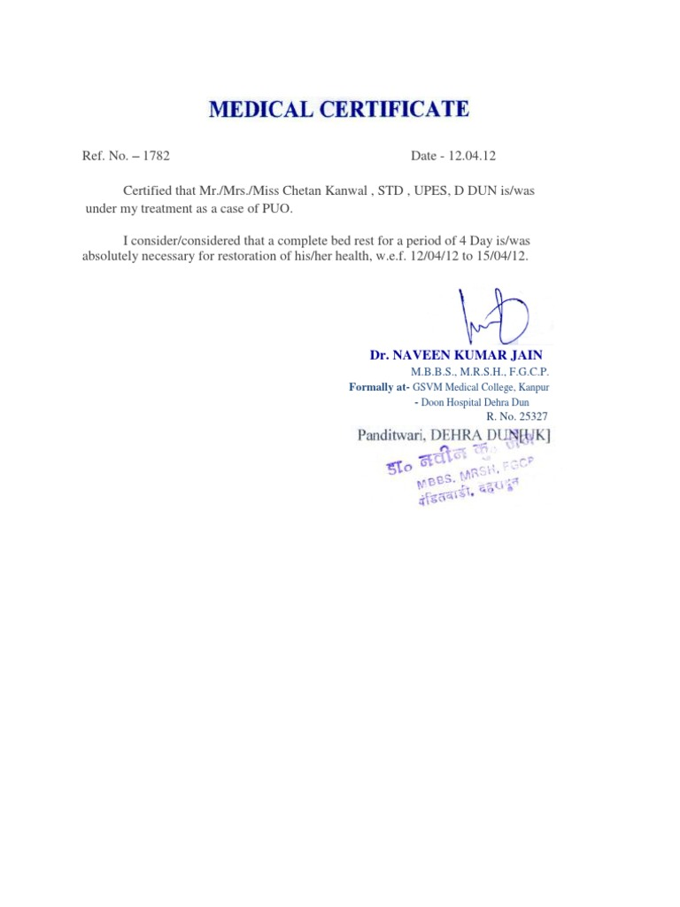 Dr certificate template images any certificate example ideas medical certificate 1betcityfo images alramifo Gallery