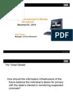 BlackHat DC 2010 Cross Attacking LawfulI Intercept Slides