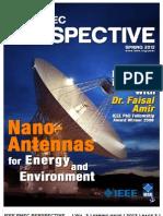 IEEE PNEC Perspective - Spring 2012