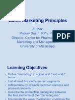 Marketing Principles Chap19
