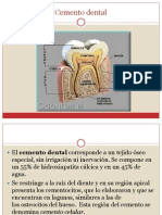 Cemento Dental Julio Hidrogo