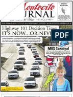 Highway 101 Decision Time