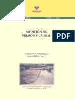 Medicion Presion y Caudal