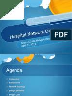 Hospital Network Design
