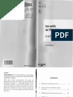 Les outils de l'ISO 9001 pour service_Michel Bellaïche
