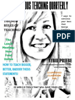 Magazine Cover Regular
