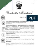 Rm597-2006 Nts de Historia Clinica