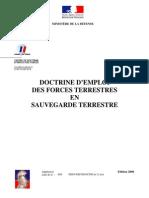 Doctrine Interieure