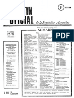 Decreto Nº 1842-1973