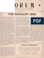 Spgb Forum 1953 11 Aug