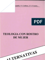 Croatto, Severino - Teologia Con Rostro de Mujer