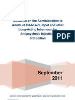 Injection SOP 2011 (3rd Edition)