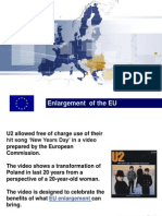 EU enlargement 2010