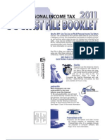 2011 Pa-40 Fastfile Book