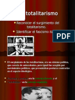 Los Totalitarismo