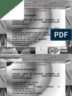 NOCIONES GENERALES DE ANÁLISIS DE FALLAS EN SOLDADURA