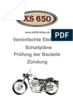 Elektrik XS650