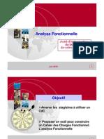 Analyse Fonctionnelleinshgtain