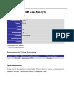 PRM1 BeispielLernbericht T V0.02