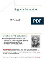 AP Physics B - Electromagnetic Induction