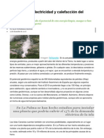 energia geotérmica 2