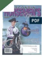 Wisconsin Horsemen's News October 2009