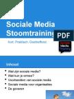 Slides Sociale Media Stoomtraining