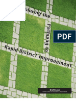 Exploring the Pathway to Rapid District Improvement