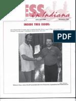 Chess in Indiana Vol XVIII No. 4 Dec 2005