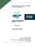 Material de Apoyo - Módulo 3 Microsoft Excel Core Specialist