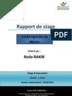 Rapport Reda