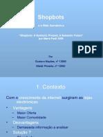 ShopBots e a Web Semântica