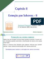 02 Extracao Por Solventes II