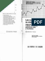 Las Cuentas y Su Analisis - Segunda Parte
