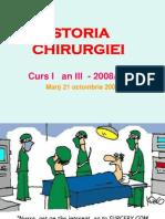 1.ISTORIA CHIRURGIEI cursI 2008