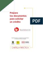 3367 Prepara Los Documentos Para Solicitar Un Credito