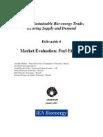 Final Report Ethanol Markets
