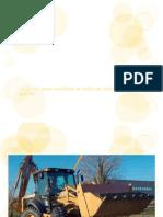 Maquinaria Para Excavacion y Perforacion