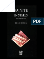 Bainite in Steels