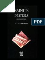 Bainite in Steels