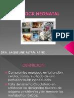 Shock Neonatal.