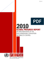 2010 Global Report Who Fctc