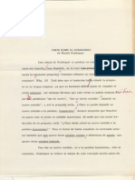 Carta Sobre El Humanismo-Heidegger
