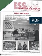 Chess in Indiana Vol XV No. 1 May 2002