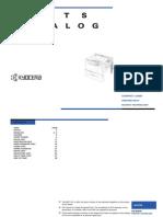 Kyocera Fs-6900 Parts Manual