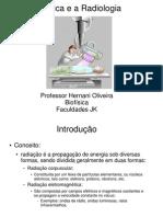 Aula Biofisica e a Radiologia