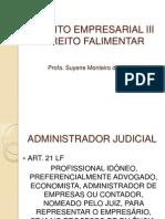 4. Do Comite de Credores e Administrador Judicial
